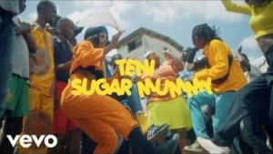 """Teni – """"Sugar Mummy"""" (Starring Eniola Badmus)"""